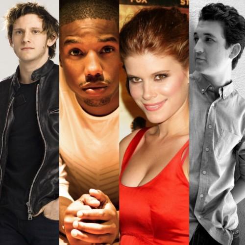 Posible cast 4 Fantasticos