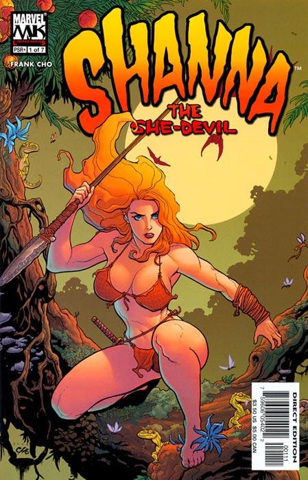 Shanna_the_She-Devil_Vol_2_1