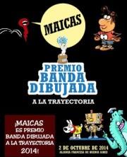 premio_banda_dibujada_maicas_2014