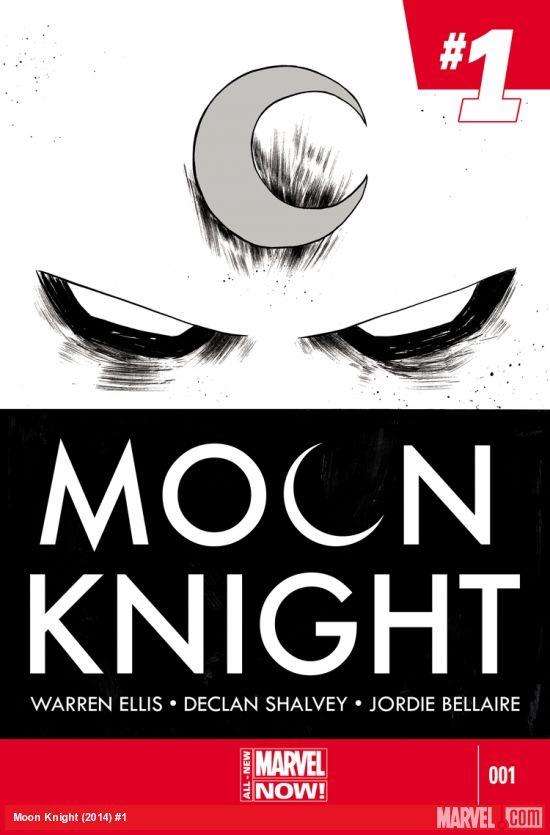 Moon knight Portada 1