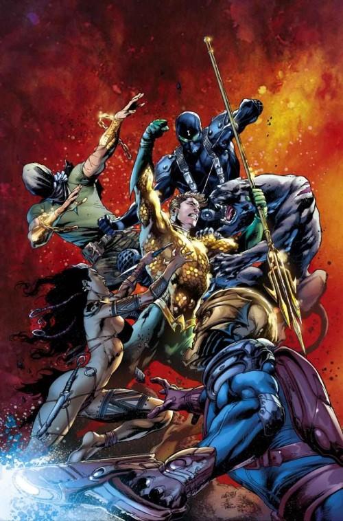 Los Otros han adquirido gran popularidad tras su aparición en Aquaman
