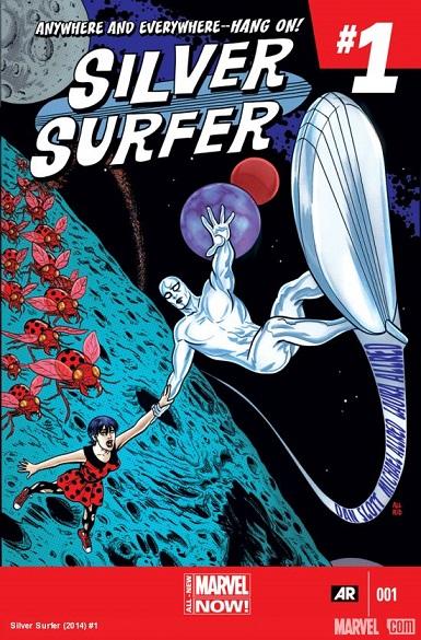 Silver Surfer Portada 1