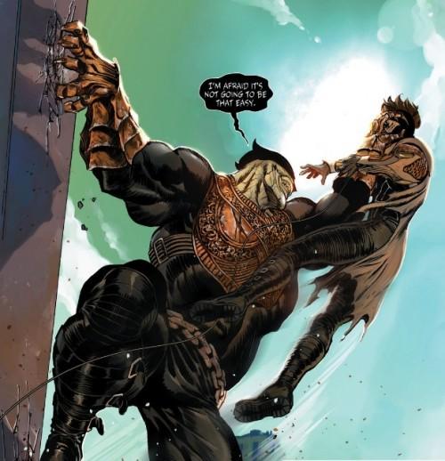 Felix Harmon, el Carnicero de Gotham, será una constante amenaza durante toda la serie