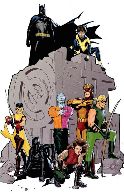 Imagen promocional del nuevo volumen por Julian López