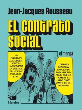 Elcontratosocial_manga_rousseau