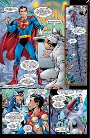 Páginas de Superboy:Legión de Alan Davis