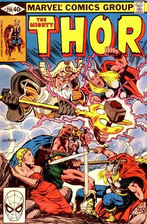 Thor contra Odín (bis)