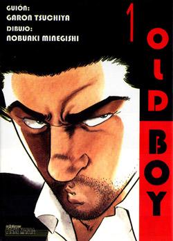 Zona Manga – Old Boy (versión Otakuland) – Zona Negativa
