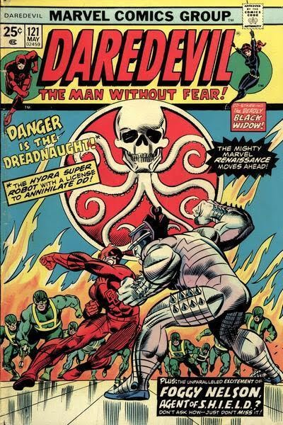 Daredevil vs. HIDRA