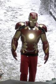 Vengadores 2_ Rodaje_Iron Man