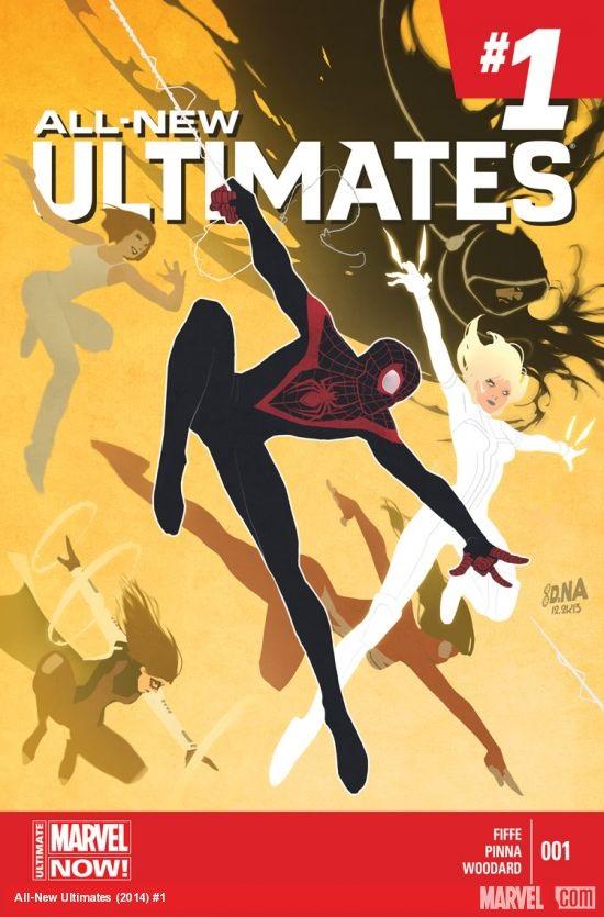 All-New Ultimates Portada 1