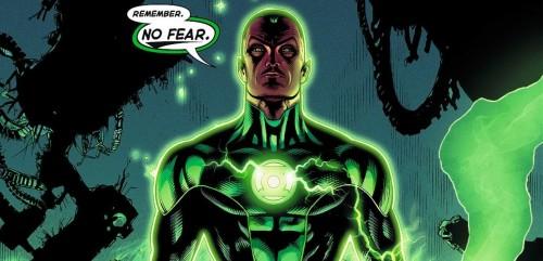 Sinestro, para muchos considerado el mejor Green Lantern de todos los tiempos