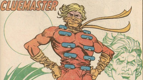Cluemaster ya había hecho su aparición en la Edad de Plata