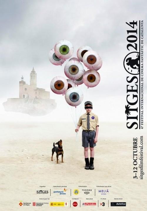 Cartel del Festival de Sitges 2014