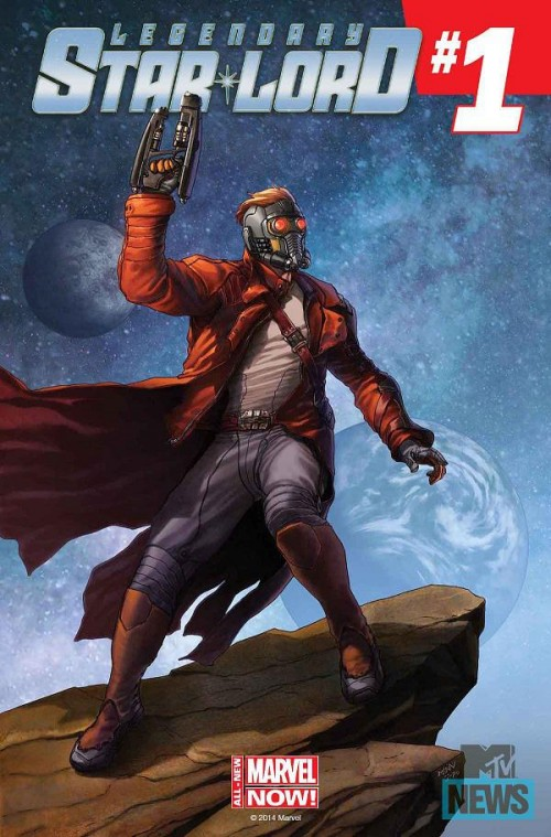 Legendary Starlord Paco Medina
