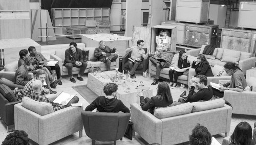 Star Wars Reparto