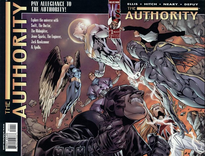 The_Authority_Vol_1_1_Bryan_Hitch_cover