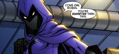 Stephanie Brown como Spoiler