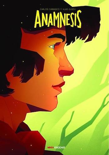 ANAMNESIS, de Carlos Carrasco y Vlad Gusev