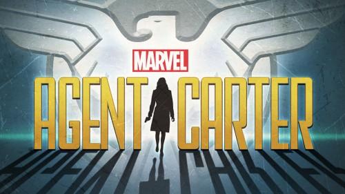 Logo de Agente Carter