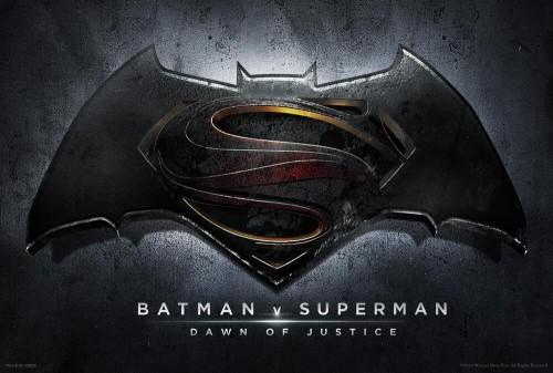 Logo oficial de Batman v Superman: Dawn of Justice