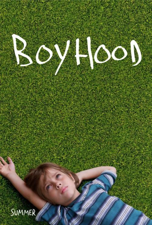 Póster de Boyhood