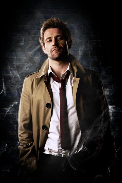 Matt Ryan, el nuevo John Constantine