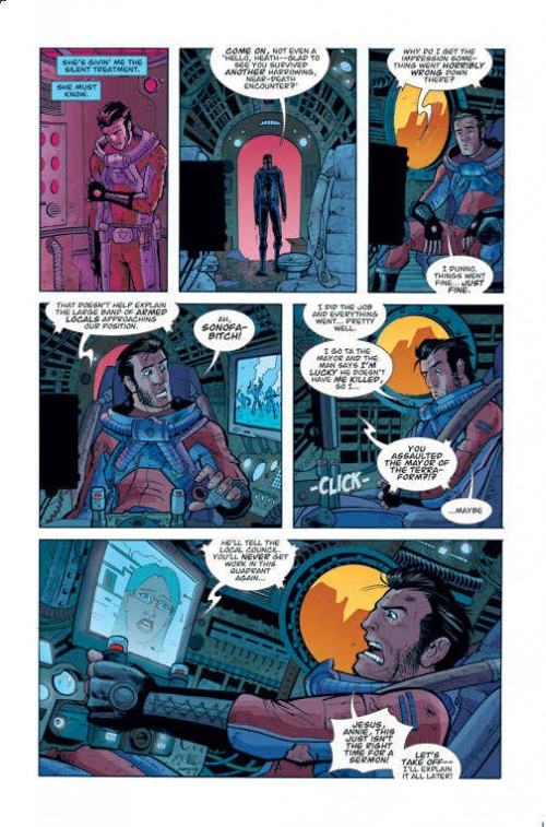 Fear Agent Preview 2 2