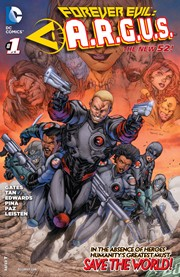 Forever Evil A.R.G.U.S. 1