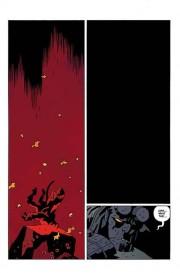 Hellboy llega al Infierno de forma poco decorosa