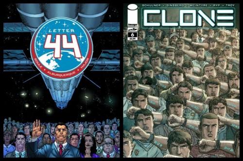 Letter 44 y Clone, futuras series de Syfy