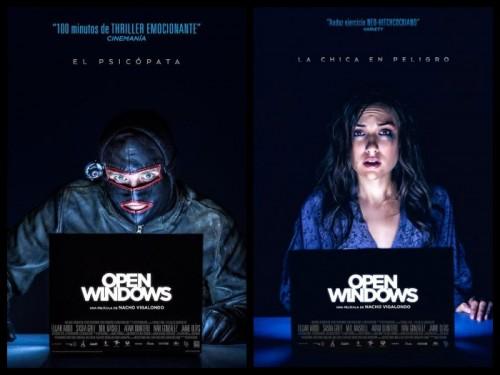 Posters de Open Windows