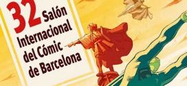 Salon Comic Barcelona Cartela