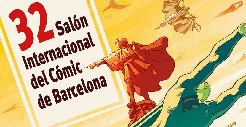 Salon Comic Barcelona Cartela