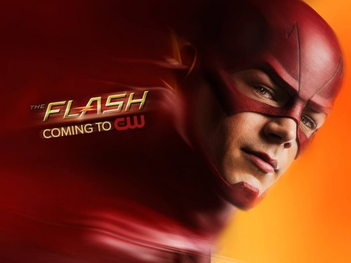 Teaser póster de The Flash