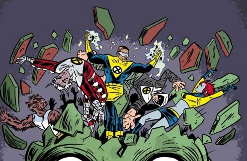 X-Force_fuerza-X_peter_milligan_mike_allred