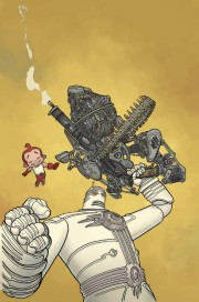 dark_horse_presents_big_guy_rusty_robot_darrow_miller