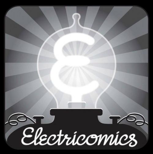 Logo diseñado por Todd Klein