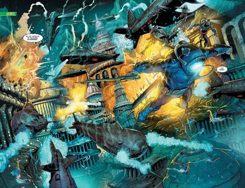 Atlantis bajo asedio