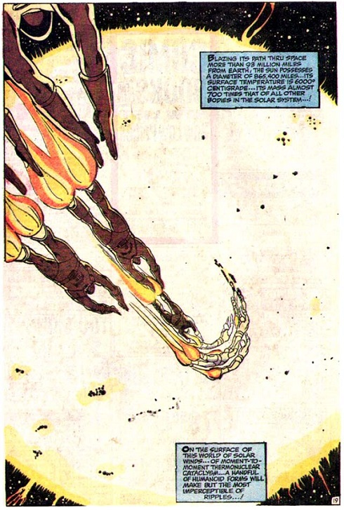 La primera idea que Claremont aportó para los X-Men