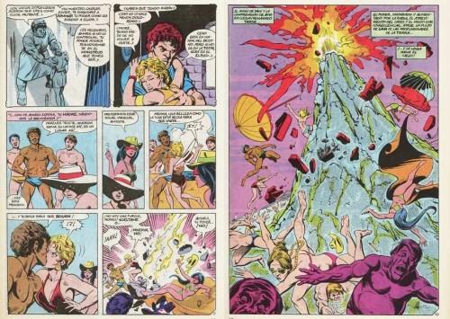 La integración de Magma en los Nuevos Mutantes sería complicada