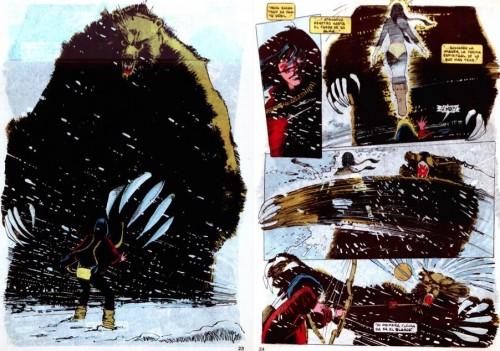 Bill Sienkiewicz haría de Nuevos Mutantes una serie de culto