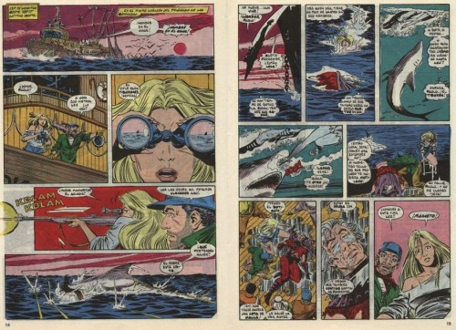 Magneto conocería a Lee Forrester y cambiaría su vida para siempre