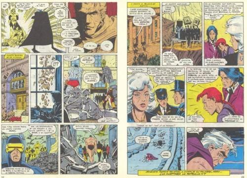 Magneto lloraría la muerte de Xavier tras concluir su juicio