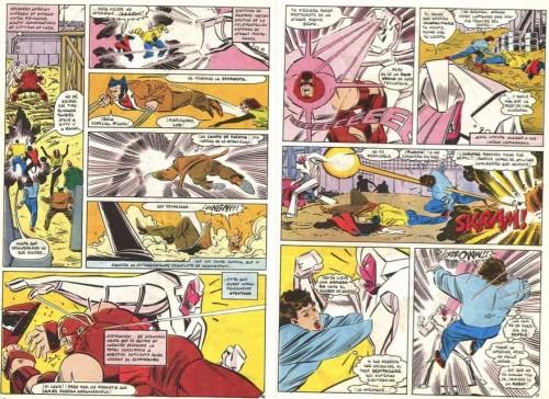 Nimord vs. Juggernaut vs. La Patrulla X, Romita en estado puro