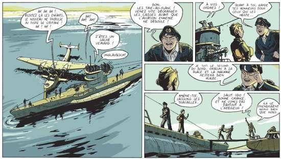 Página de Pacífico de Martin Trystram y Romain Baudy