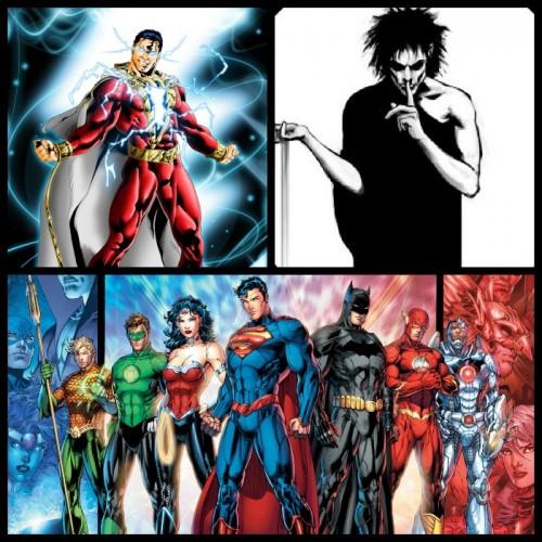 DC expande su universo cinematográfico