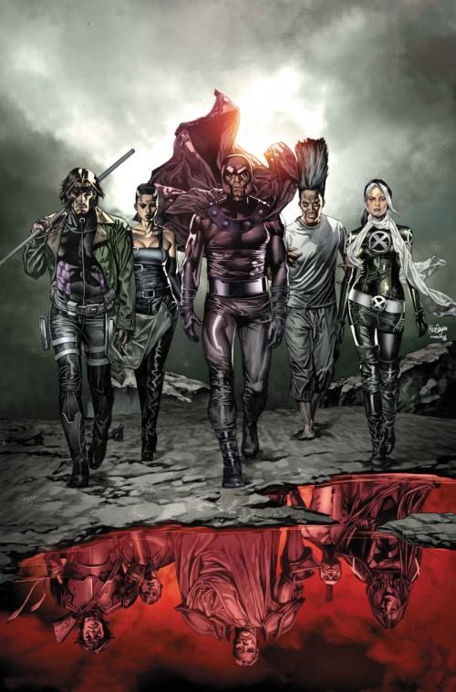 X-Men Legacy dio renombre a Mike Carey en el cómic mainstream