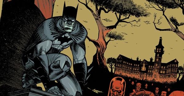 DC Comics anuncia dos nuevas series de Batman para Octubre.