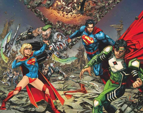 Krypton Returns, el segundo Crossover orquestado por Scott Lobdell